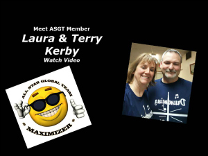 Laura & Terry Kerby