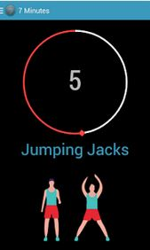 7 Minute Work Out App For Your Android Or IPhone