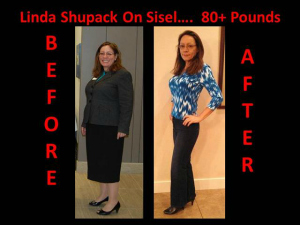 Before & After Linda Shupak
